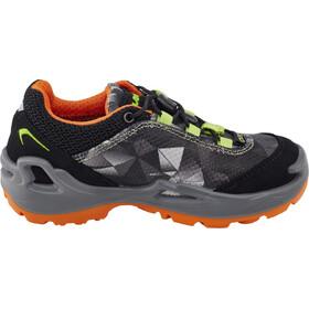 Lowa Ticino GTX - Chaussures Enfant - gris/noir